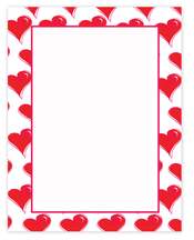 Product Image For Valentines Day Laser Paper
