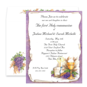 Product Image For Chalice and Scroll Invitation