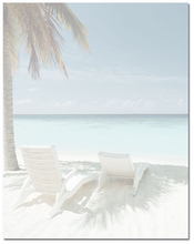 Product Image For Beach & Palm Laser paper
