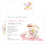 Product Image For Ladies Tea Time invitation
