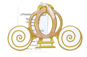 Product Image For Fairytale Carriage Die Cut invitation