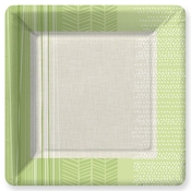 Product Image For Elements SeaGrass Green Dinner Plate
