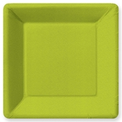 Product Image For Pebble Lime Green Dinner Plate