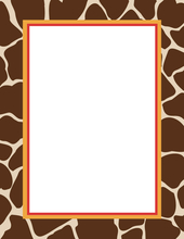 Product Image For Giraffe Laser paper