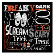 Product Image For Boo Scary Luncheon Napkins