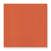 Product Image For Pebble Sienna Rust Luncheon Napkin
