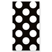 Product Image For Dotte Gande Black GuestTowel