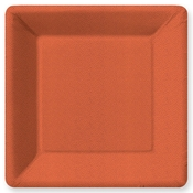 Product Image For Pebble Sienna Rust Dinner Plate