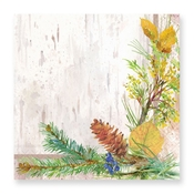 Product Image For Pines and Needles Luncheon Napkin
