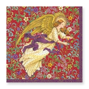 Product Image For Fioretti Angel Luncheon Napkin