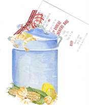 Product Image For Low Country Boil w/Red and white ribbon