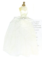 Product Image For Elegant Gown with Tulle invitation