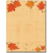 Product Image For Falling Leaves Letterhead