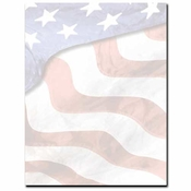 Product Image For Grand Old Flag Letterhead