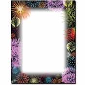 Product Image For Fireworks Letterhead