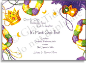 Product Image For Mardi Gras Cakes