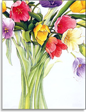 Product Image For Tulips Paper