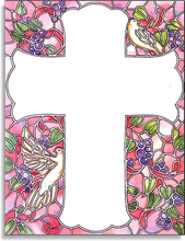 Product Image For Pink Communion Paper