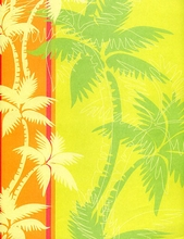 Product Image For Sunset Palms Paper