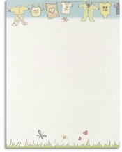 Product Image For Baby Clothesline Paper