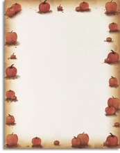 Product Image For Pumpkin Harvest Paper