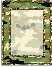 Product Image For Camouflage Paper