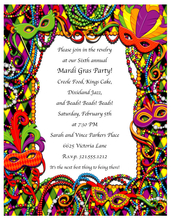 Product Image For Mardi Gras Party