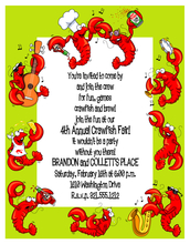 Product Image For Crawfish Boogie Laser Paper