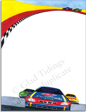 Product Image For Race Car Paper