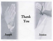 Product Image For Communion Boy & Girl W/ Vellum Note