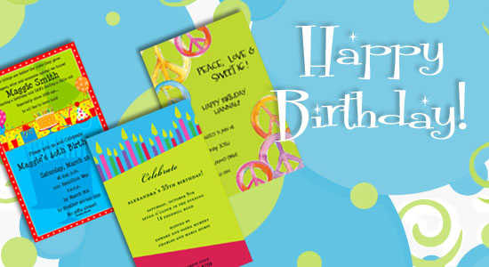 Birthday invitation wording ideas stopboris Choice Image
