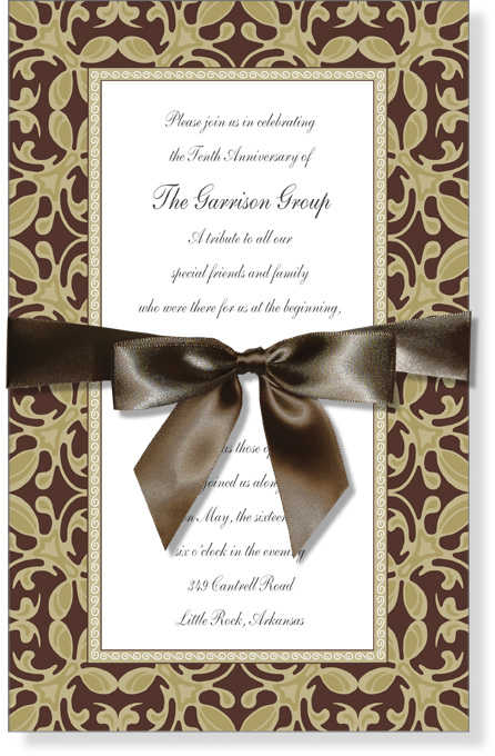 Autumn Wedding Invitations For Special Events