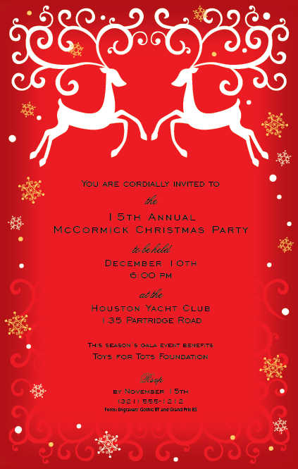 christmas reindeer staples invitation cards futureclim info,Staples Invitation Cards