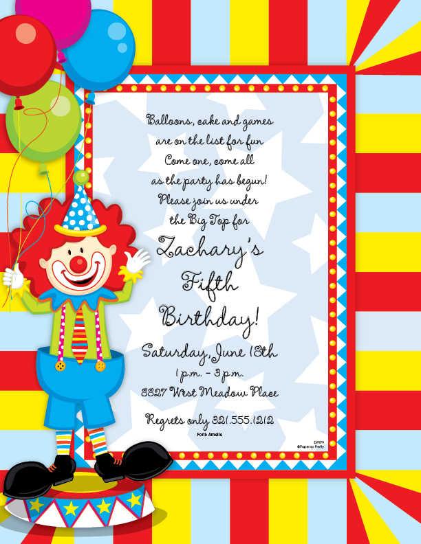Birthday Stationery For Boys
