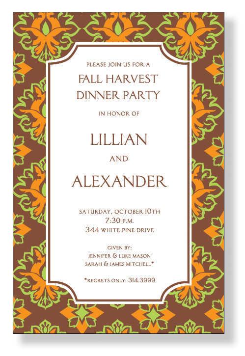 Family Dinner Invitation Wording for adorable invitations ideas