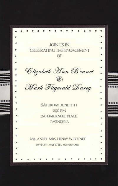 business invites