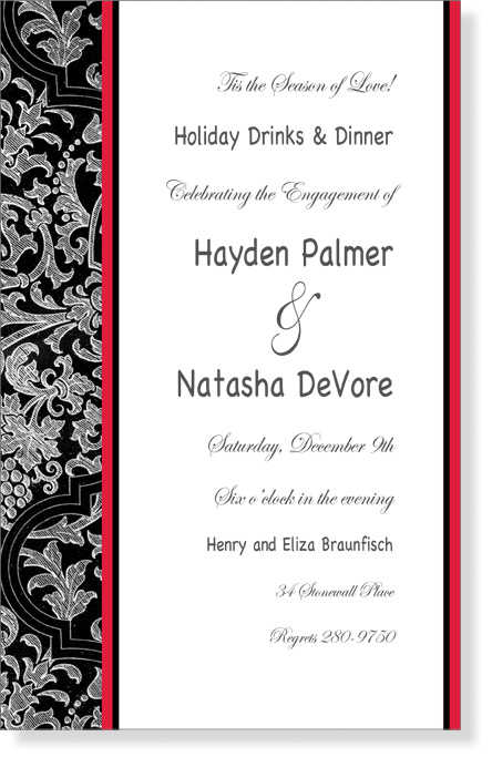 Formal Graduation Invitations is the best ideas you have to choose for invitation example