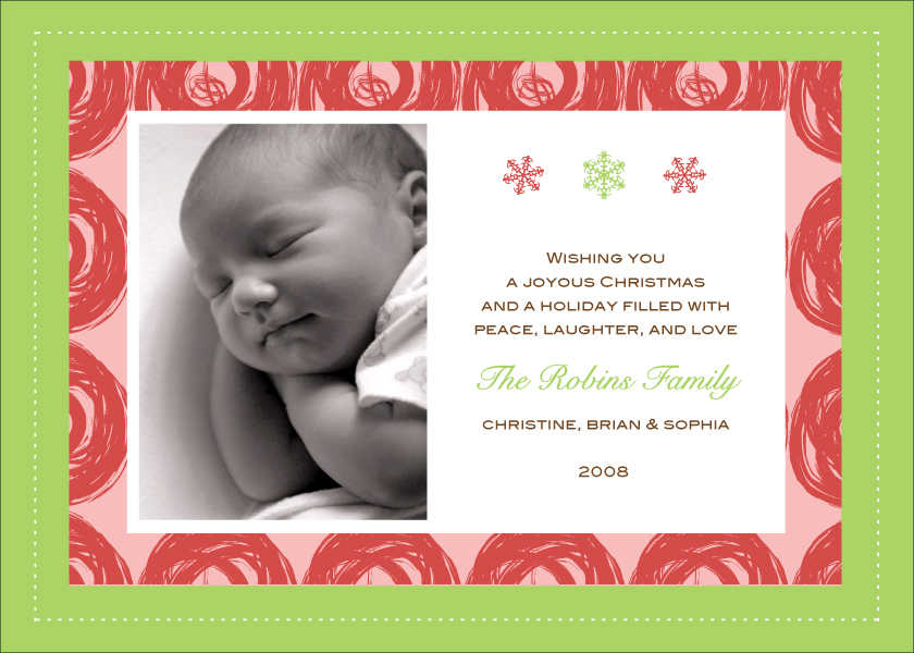 Christmas Baby Announcements Christmas Baby Announcements for – Fall Birth Announcements
