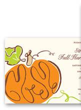 hayride invitations