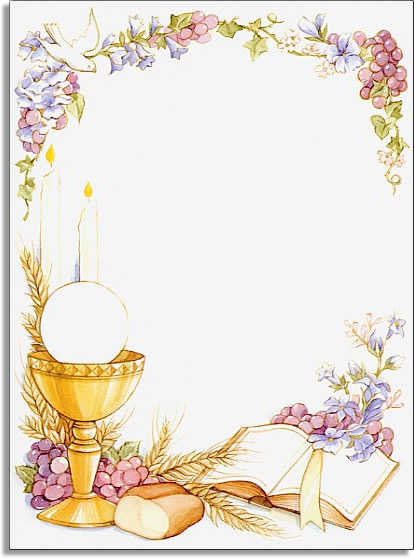 1st Communion Invitations | 1st Communion Cards ...