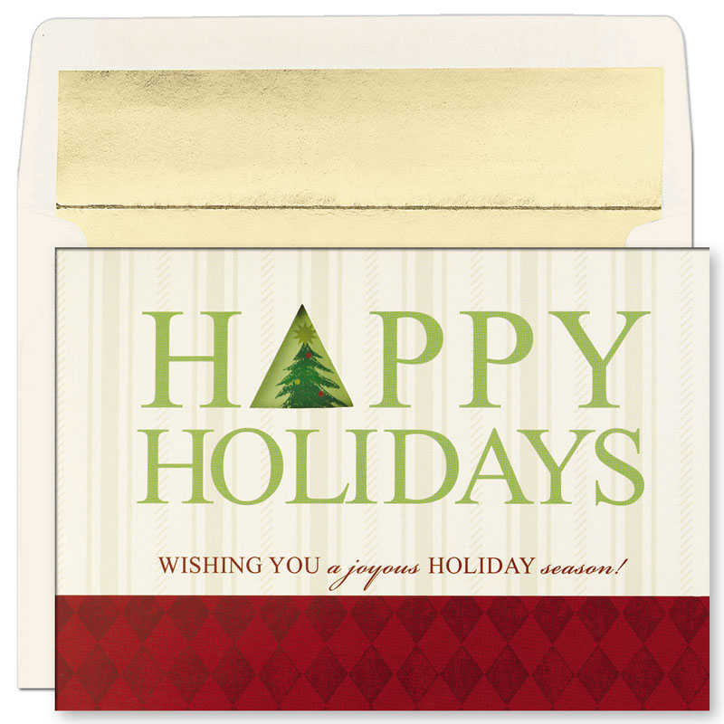 Corporate Holiday Greeting Cards - Corporate greeting cards for the ...