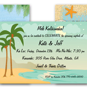 Features Luau Invitation Wording
