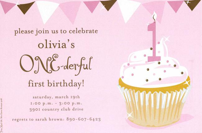 Birthday Invitation Wording Ideas - Birthday invitation card wordings