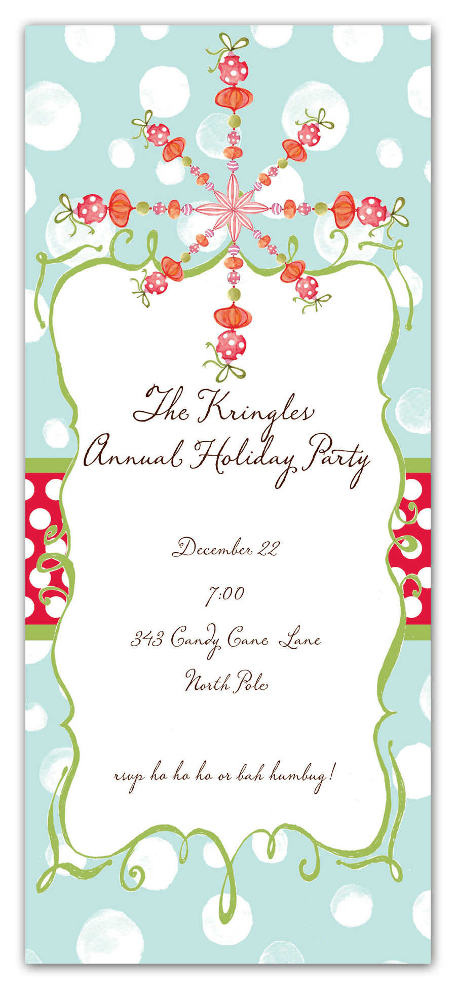 free christmas party invitation templates word - Etame.mibawa.co