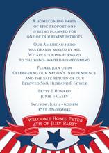 4th of july invite